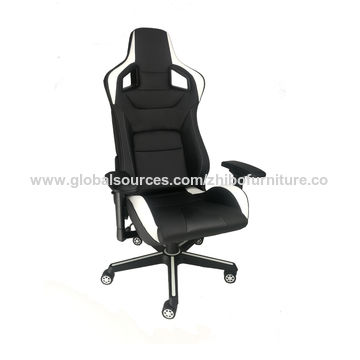 China Gaming Chair High Back Pu Leather Office Chair Desk Executive Home Office Chair On Global Sources