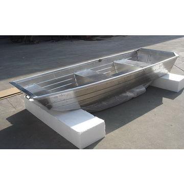 Aluminum boat/fishing boat, flat bottom | Global Sources