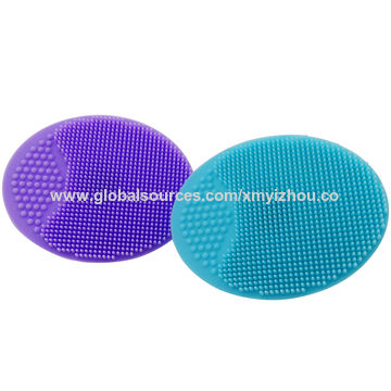 China Eco Friendly Deep Facial Cleansing Silicone Face Exfoliator Brush On Global Sources