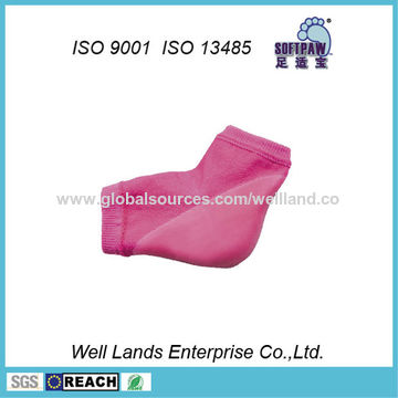 Taiwan Moisturizing Gel Beauty Heel Sleeves, Keep Heels Soft and Smooth