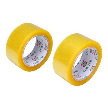 China 48mm Yellowish Adhesive Tape