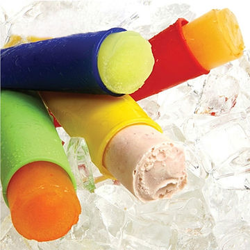 China Silicone Ice Pop Maker, Eco-friendly for Baby Using