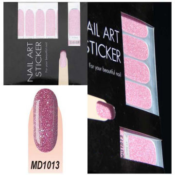 Nail Polish Sticker (MD1013) | Global Sources