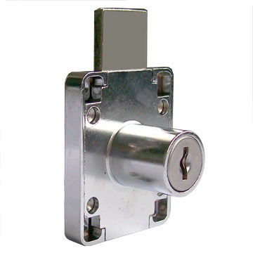 China Drawer/Desk/Office Furniture/Cabinet Lock With Master Key System,  Available