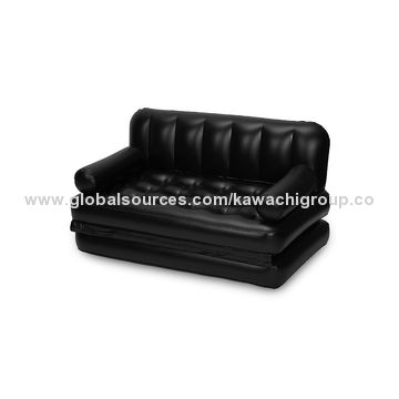 India 5 In 1 Air Sofa Bed Comfortable Lounge Inflatable