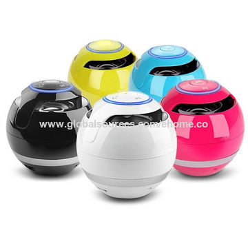 China Bluetooth microphone speaker with Bluetooth wireless connection.