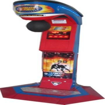 Ultimate Big Punch(Boxing Power) amusement redemption game machine