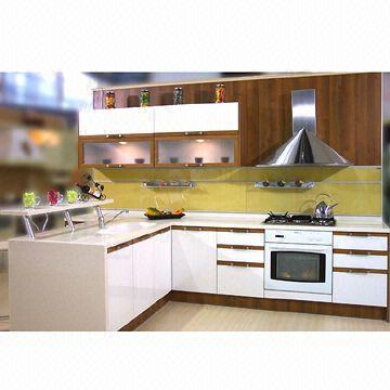 Kitchen Cabinets Mdf lacquered faced mdf board kitchen cabinet doors with various