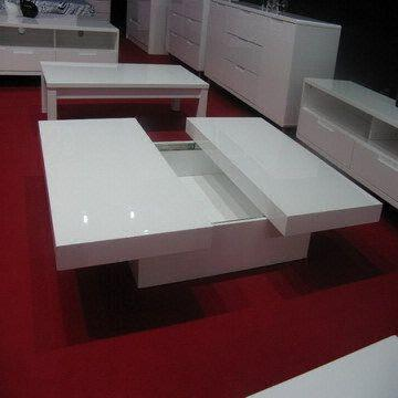 Mdf Movable Coffee Table China