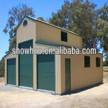 Prefabricated House Low Cost Metal Shed Sale Prefab Garage | Global ...