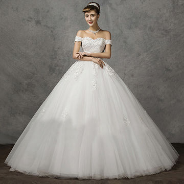 Romantic Princess Wedding Dressesplus Size Sweetheart Bridal Gowns