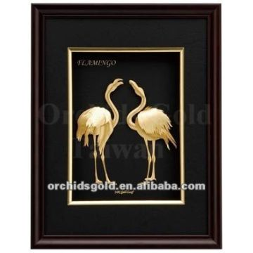 3D Africa Series - Animals 3d Gold Foil Picture | Global Sources