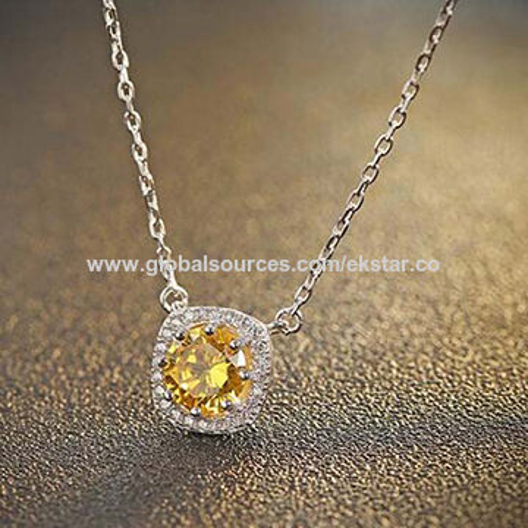 866306caad95da China 2017 Unrivaled Valentine's Days Design Women's 925 Sterling Silver  Pendant Necklace ...