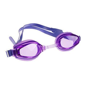 86c8234232af China Children s swim goggles with safety lens kids  swim glasses on ...