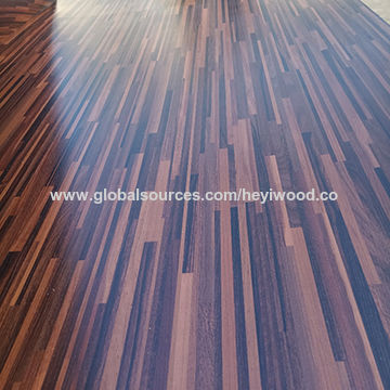 China Melamine Paper Faced Laminated Plywood For Cabinet From