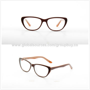 321302e0cf China Ultra thin acetate eyewear frame China Ultra thin acetate eyewear  frame ...
