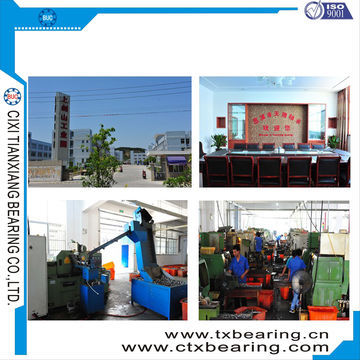 China Fitness Equipment Bearing, Deep Groove Ball Bearings 6201-2RS