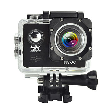 China Video Action Camera, Ultra HD 4K/60fps 2 0-inch/170