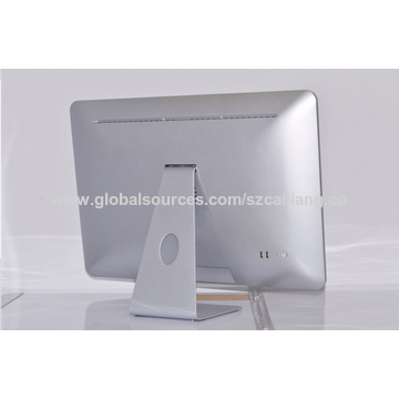 China All-in-one PC Desktop,18.5-inch,1366*768 Resolution, Multi-touch Panel, Quad Core