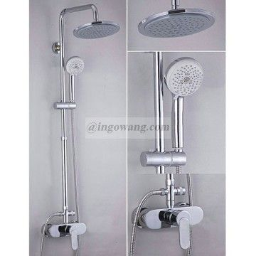 ... China Brass Shower Sets Shower Units Mixer Taps Shower Head Hose