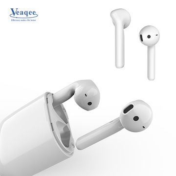 China Veaqee Tws Bluetooth Wireless Earphones Best Bass Earphones With Mic Under 2000 On Global Sources