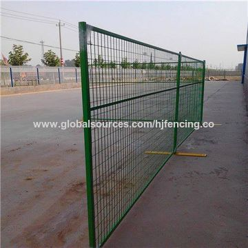 Temporary Construction Fence Metal Base | Global Sources