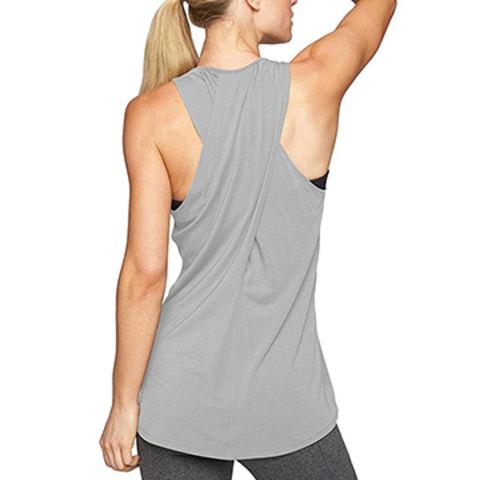 7a8ba9447e3 China Yoga Shirts from Xiamen Manufacturer  Xiamen Grit   Zest ...