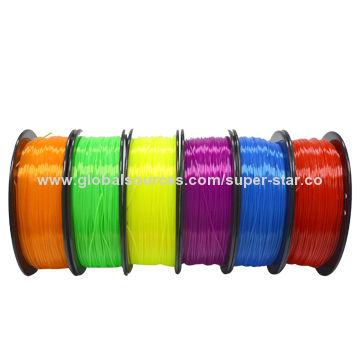 Purple 3d Filament 3mm Abs Full Roll Latest Technology New