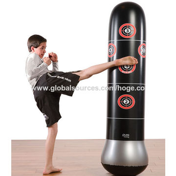 Hot Custom Inflatable Boxing Punching Bag Global Sources