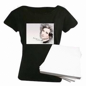 e8bb2701 China 128g Dark Color T-shirt Transfer Paper, Peal Off with Cooling,  Suitable