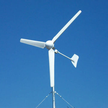 China 1kW Wind Generator Cost HAWT Windmill With 3 Blades 2 Years Warranty