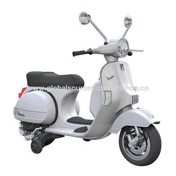 8078d9074cf China VESPA Licensed Kids Ride On Bike 12V Children Ride On Car Toy ...
