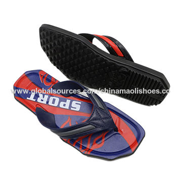 916bb987f China thick sole rubber men slipper from Zhanjiang Trading Company ...