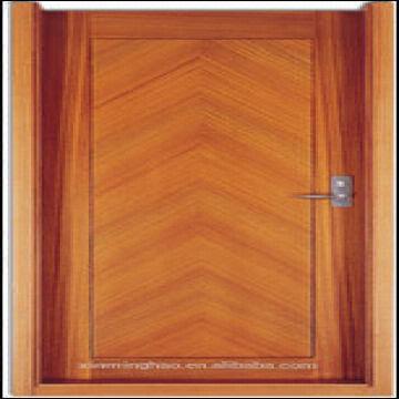 High quality customized flush door wooden bedroom door design ...