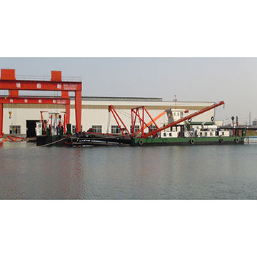 18-inch hydraulic cutter suction dredger-HL450 | Global Sources