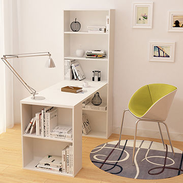 China Practical and Por Bookcase Home Office Furniture ... on home library with ladder, home office furniture ideas, home office desk with drawers, home office furniture design, girls loft bunk beds with desk, home office bookcase with ladder, home office desk furniture wood, home office wall units with desk,