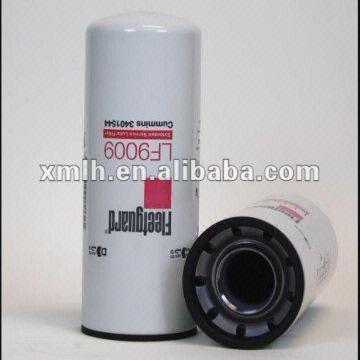 china fleetguard fuel filter lf9009 for cummins diesel engine 6ct of  cummins engine spare part