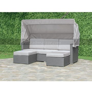 Incredible Aluminium Rattan Furniture Garden Sofa Set Global Sources Theyellowbook Wood Chair Design Ideas Theyellowbookinfo
