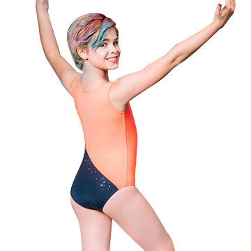 f19659d85 China One-piece Girl s Gymnastic Leotards from Xiamen Manufacturer ...