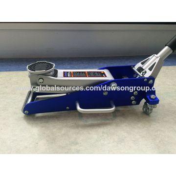 Aluminum Floor Jack Low Profile Lightweight And Fast