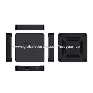 China TV Box,Android TV Box 4K HD T96 Mars,WiFi Android OS Lollipop 4K Smart Internet TV Box Support OEM