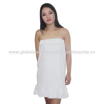 9287d938a9 China Microfiber fleece Women Bathrobes SPA Wrap from Suzhou ...