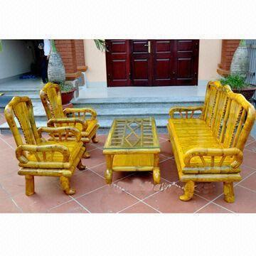 Vietnam Sofas Xls61 Is Supplied By Manufacturers Producers Suppliers On Global Sources Xuan Lai Bamboo Rattan Co