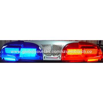 China Uniontech Led Police Car Light Bar From Suzhou