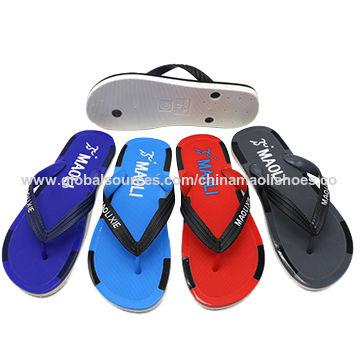 f42463153 China EVA flip flop slippers from Zhanjiang Trading Company  WuChuan ...