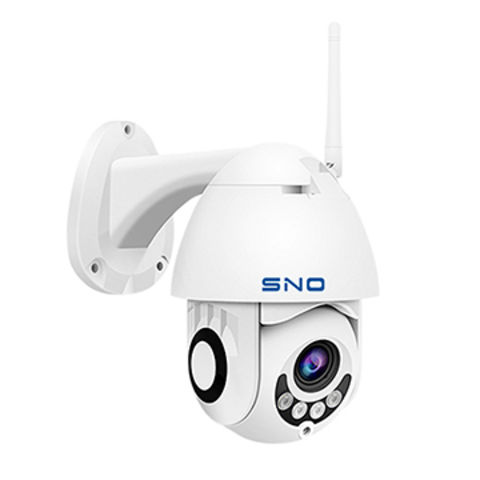 China Sno 1080P 2MP Wireless IP Camera Wifi Speed Dome PTZ Outdoor