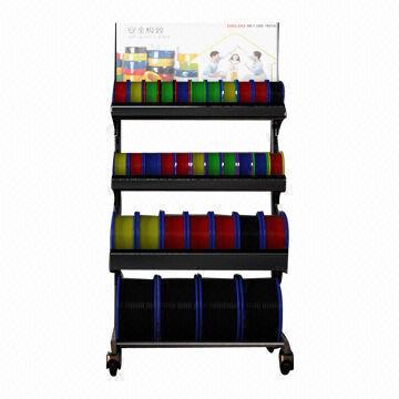 Cable display rack, metal display rack | Global Sources