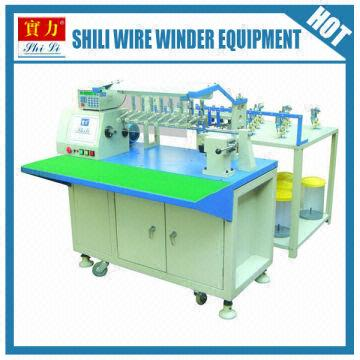 ... China SRA21-8 Table fan motor Coil Winding Machine