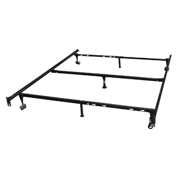 Cheap Twin/Full/Queen/king size metal bed frame | Global Sources