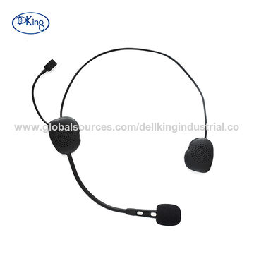 93efb879ed9 ... China Handsfree Motorcycle/Bicycle Helmet Bluetooth Intercom Headset  for Outdoor Sports with Stereo Music ...